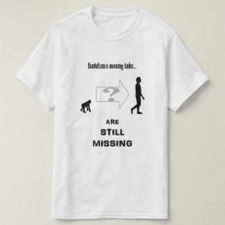 Evolution's Missing Links T-Shirt