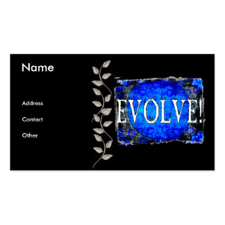 Evolve Business Card Template