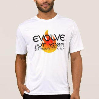 Evolve Hot Yoga JC & OM T-Shirt