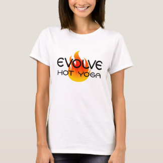 Evolve Hot Yoga Tee