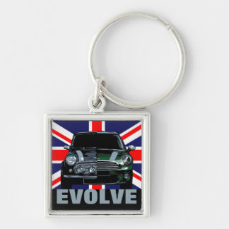 EVOLVE KEYCHAIN