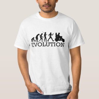 Evolve to Scooters T-Shirt