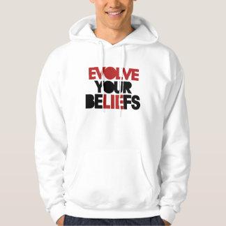 Evolve Your Beliefs Hoodie