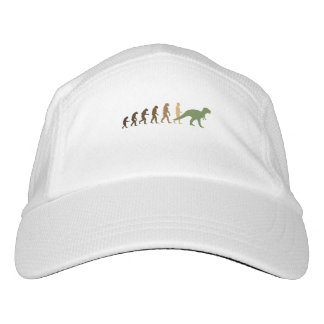 Evolving back to Dinosaurs -- - Pro-Science - Headsweats Hat