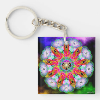Evolving Beingness/Limitless Dreaming Keychain