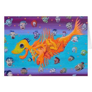 Evolving Plankton Card
