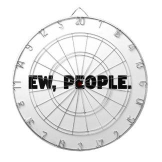 Ew, People Dartboard