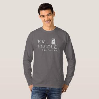 Ew, People. (I prefer cats.) T-Shirt