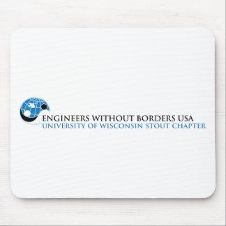 EWB-USA University of Wisconsin Stout Chapter Mouse Pad