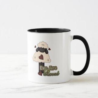 ewe are loved valentine sheep mug