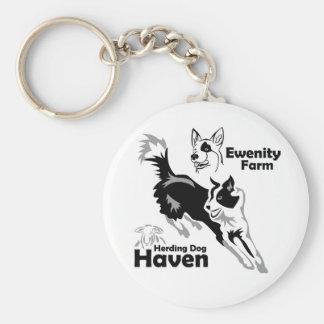 Ewenity Farm Keychain