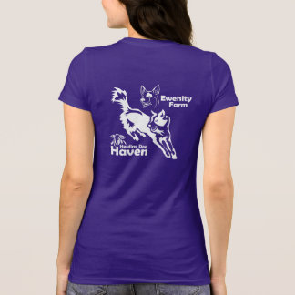Ewenity Farm Ladies T-Shirt