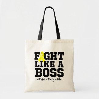 Ewing Sarcoma Fight Like a Boss Bags