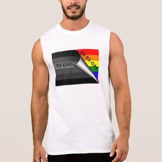 Ex-Ex-Gay Sleeveless Shirts