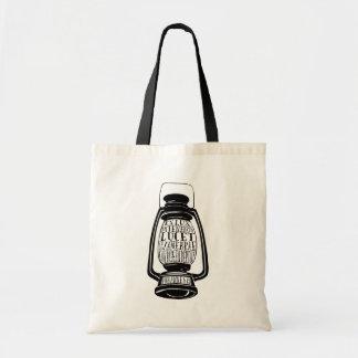 Ex Lux In Tenebris Lucet CUSTOMIZABLE Tote Bag