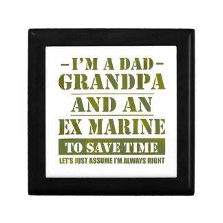 Ex Marine Gift Box