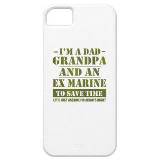 Ex Marine iPhone 5 Case