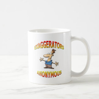 Exaggerators Anonymous Swag Coffee Mug