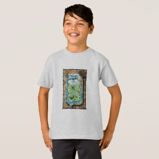 Exaltia Map t-shirt