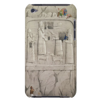Examining an Assyrian Rock Sculpture, from 'Discov Case-Mate iPod Touch Case