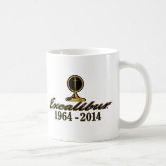 Excalibur 50th Anniversary Coffee Mug 2