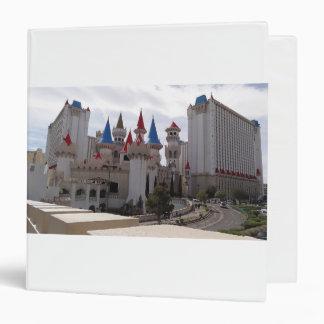 Excalibur Hotel & Casino Binder