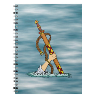 Excalibur Notebook