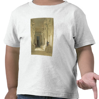 """Excavated Temple of Gysha, Nubia, from """"Egypt and Tee Shirts"""