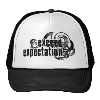 Exceed-Expectations Hat
