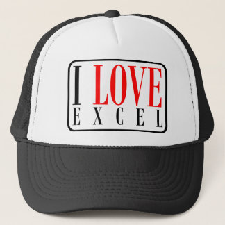 Excel, Alabama Trucker Hat