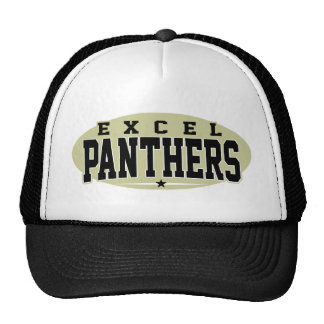 Excel High School Panthers Trucker Hat