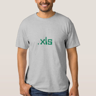 Excel Spreadshirt Shirt