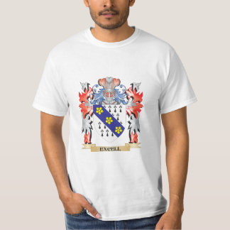 Excell Coat of Arms - Family Crest T-Shirt