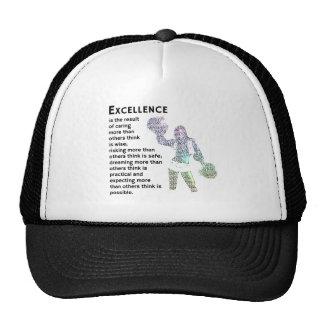 Excellence - Cheer Phrase Trucker Hat