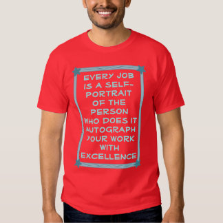 excellence mens shirt