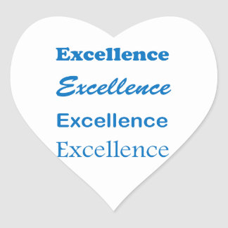 EXCELLENCE Standard Coach Mentor Sports School GIF Sticker