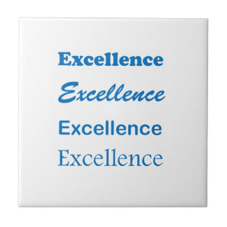 EXCELLENCE Standard Coach Mentor Sports School GIF Tiles