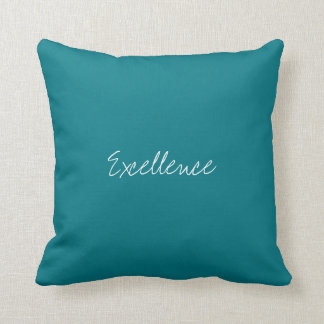 Excellence Virtue Decorated Cushion Pillows