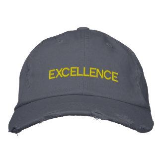 'EXCELLENCE' VIRTUOUS CAP - Customized Baseball Cap