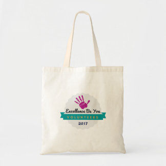 Excellence Volunteers Tote Fuchisa