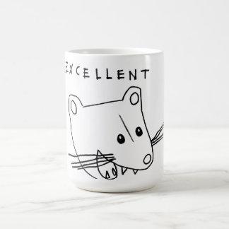 excellent coffee mug