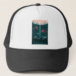 Excellent design belongs to you trucker hat