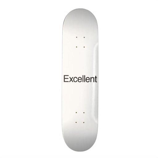 Excellent Skate Deck
