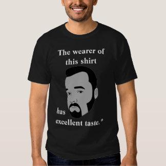 Excellent Taste Tshirts