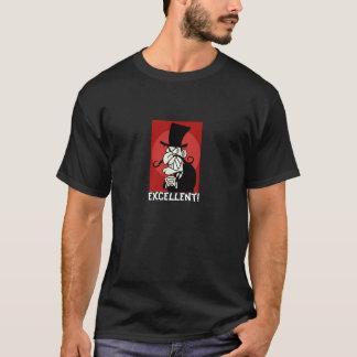 Excellent Villian T-Shirt