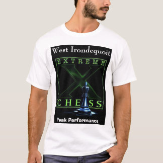 exchess4, Peak Performance, West Irondequoit T-Shirt