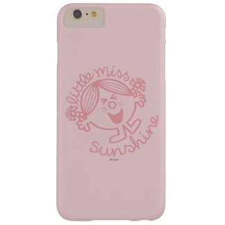 Excitable Little Miss Sunshine Barely There iPhone 6 Plus Case