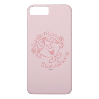 Excitable Little Miss Sunshine iPhone 7 Plus Case