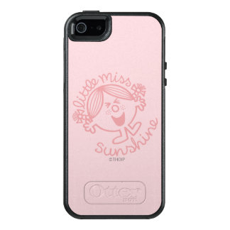 Excitable Little Miss Sunshine OtterBox iPhone 5/5s/SE Case