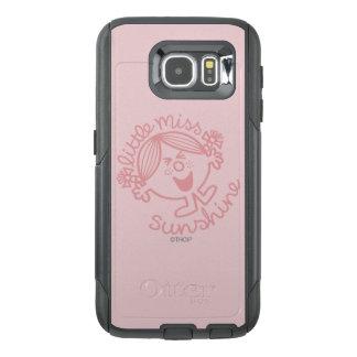 Excitable Little Miss Sunshine OtterBox Samsung Galaxy S6 Case